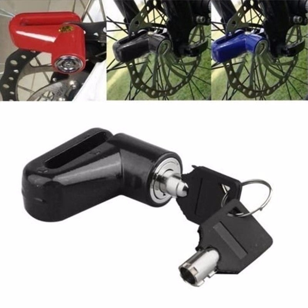 motorcyclelock, diskbrake, Bicycle, Sports & Outdoors