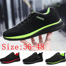 Sneakers, Sports & Outdoors, Breathable, Tennis