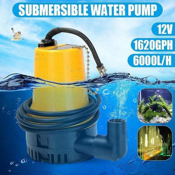 Electric, bilgepump, watering, submersiblepump