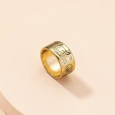 ringsformen, 18k gold, wedding ring, gold