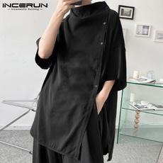 Goth, Outdoor, Shirt, Sleeve