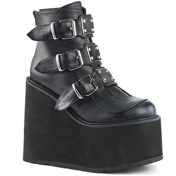 Fashion, Platform Shoes, martinsforwomen, roundtoeshoe
