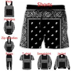 Vest, Shorts, pants, Pattern