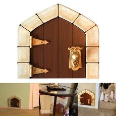 Mini, Decor, Door, Garden