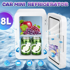 beautyrefrigerator, Mini, minirefrigerator, homeandcardualuse