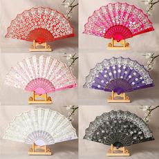 Summer, Fashion, chinesefoldingfan, foldinghandfan
