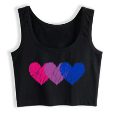 Gifts For Her, Women Vest, Fashion, crop top