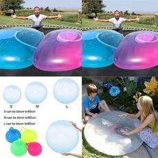 Summer, Outdoor, Magic, bubble