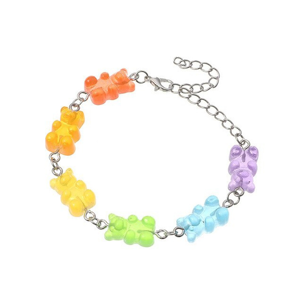 cute, gummy, Woman, Jewelry