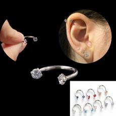 Steel, Jewelry, piercing, eyebrow