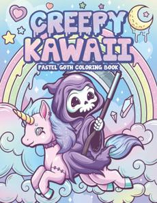 Kawaii, cute, Goth, Pastels