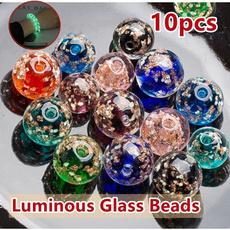 diyjewelry, luminousbead, Crystal, Handmade