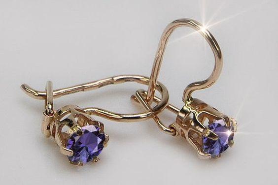 yellow gold, DIAMOND, Dangle Earring, Silver Earrings