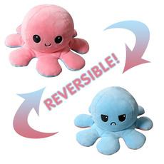 Stuffed Animal, Toy, octopusreversible, reversible