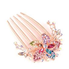 DIAMOND, headdress, Hair Clip, diamondinsertcombhair