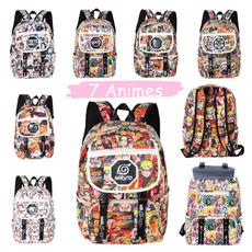 Attack on Titan backpack, student backpacks, Anime & Manga, Cartoon Backpack
