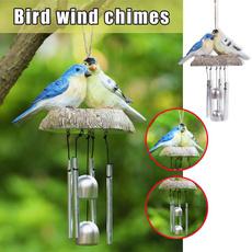 Home & Kitchen, Outdoor, Garden, birdbell