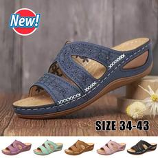 Summer, fashion women, Sandals, beach shoes