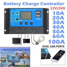 solarcontroller, solarsystem, usb, Battery