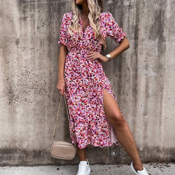Summer, Fashion, ladies dress, Spring