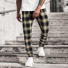 Fashion, Casual pants, pants, slim