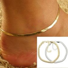 bohemia, Jewelry, Chain, Simple