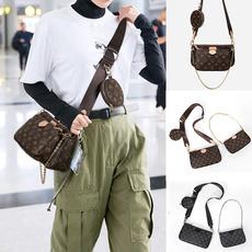 women bags, Fashion, Chain, women shoulder bags