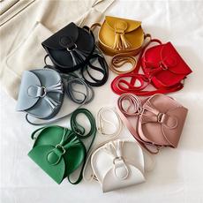 Mini, Tassels, Fashion, PU Leather