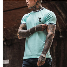 Summer, Short Sleeve T-Shirt, men's cotton T-shirt, roundnecktshirt