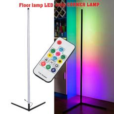ledcornerfloorlamp, led, Home Decor, floorlamp