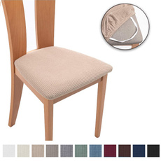 chaircover, jacquard, Spandex, coversremovable