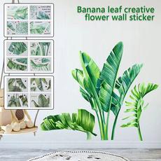 decoration, Plants, Flowers, tvbackgroundwallsticker