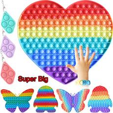 fidgetstoy, rainbow, antistre, Toy