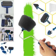 cornerbrushe, paintroller, Home & Living, house