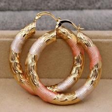 Vintage, Fashion Accessory, Hoop Earring, Jewelry