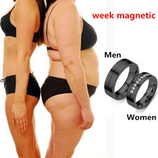 Couple Rings, Steel, DIAMOND, loseweight