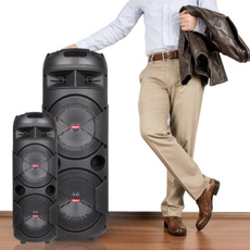 Heavy, carsubwoofer, usb, bluetooth speaker