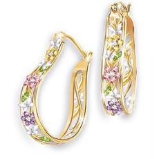 earringforwomen, Fashion Accessory, Fashion, flowerjewelry