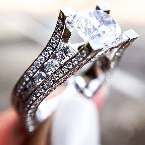 Sterling, White Gold, DIAMOND, gold