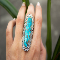 Blues, turquoisering, Turquoise, Copper