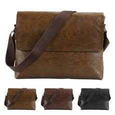 brown, Fashion, shoulderbagsformen, menleatherbag