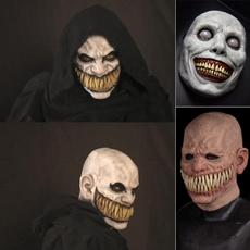 scary, Head, Cosplay, latex