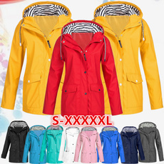 hooded, Ladies Fashion, Sports & Outdoors, raincoat