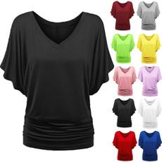 blouse, Summer, Bat, Moda