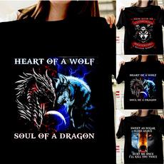 Heart, Fashion, tshirt men, animal print