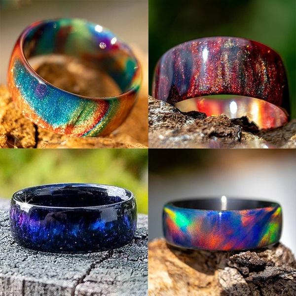fireopalring, Blues, Fashion, wedding ring
