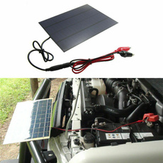 carsolarpanel, charger, solarborad, camping