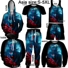 Vest, Shorts, Demon, eldritchwendigo