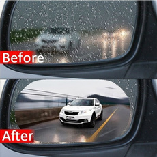 Car Sticker, Waterproof, carmirrorfilm, Glass