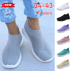 walking, Slip-On, Sports & Outdoors, Breathable